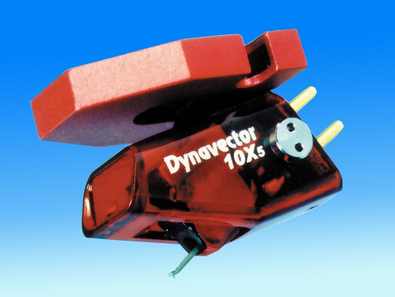 Dynavector 10X5 High Output Moving Coil Phono Cartridge