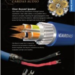 Cardas Clear Beyond Speaker Cable Literature