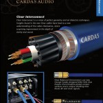 Cardas Clear Interconnects Literature