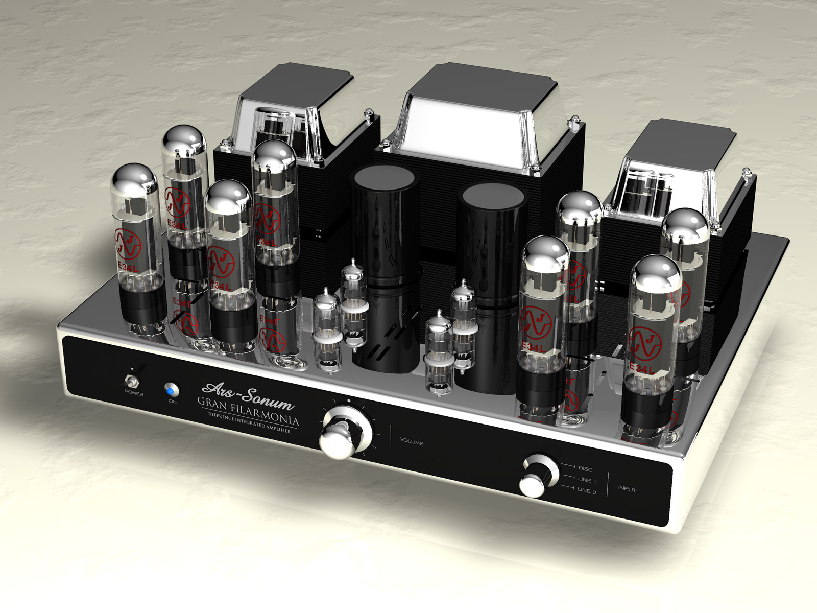Ars Sonum Gran Filarmonia Integrared Amplifier