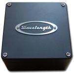 Wavelength Audio Brick v2/v3 USB DAC - Top front view