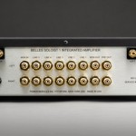 Power Modules Inc. Belles Soloist 1 Integrated Amplifier - Rear View