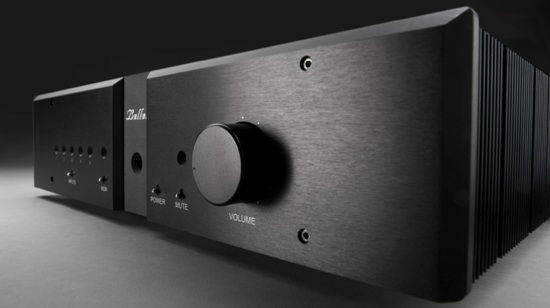 Power Modules Inc. Belles Soloist 1 Integrated Amplifier