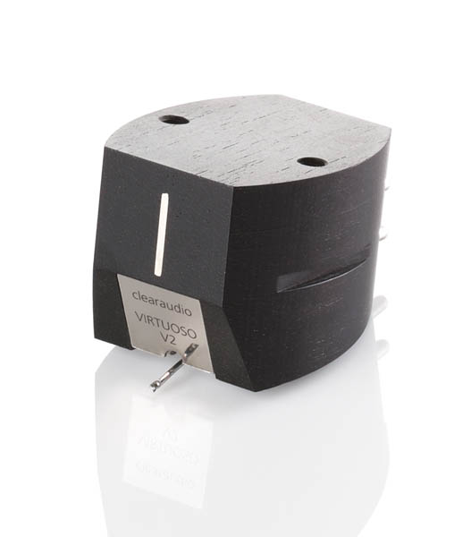 Clearaudio Virtuoso v2 Ebony MM Phono Cartridge