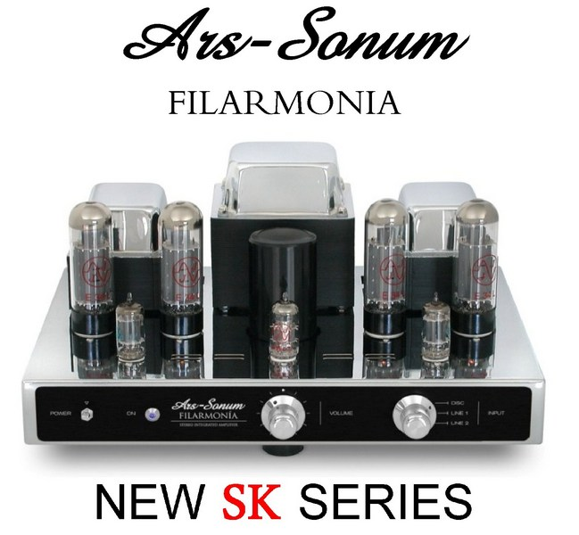 Ars-Sonum Filarmonia SK Integrated Amplifer